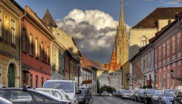 Будапешт улицы