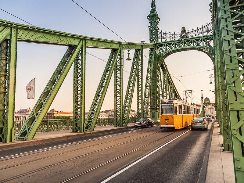 Будапешт мост