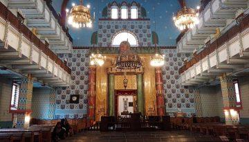 Будапешт синагога
