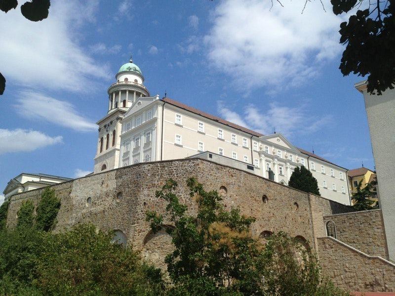 аббатство Паннонхальма