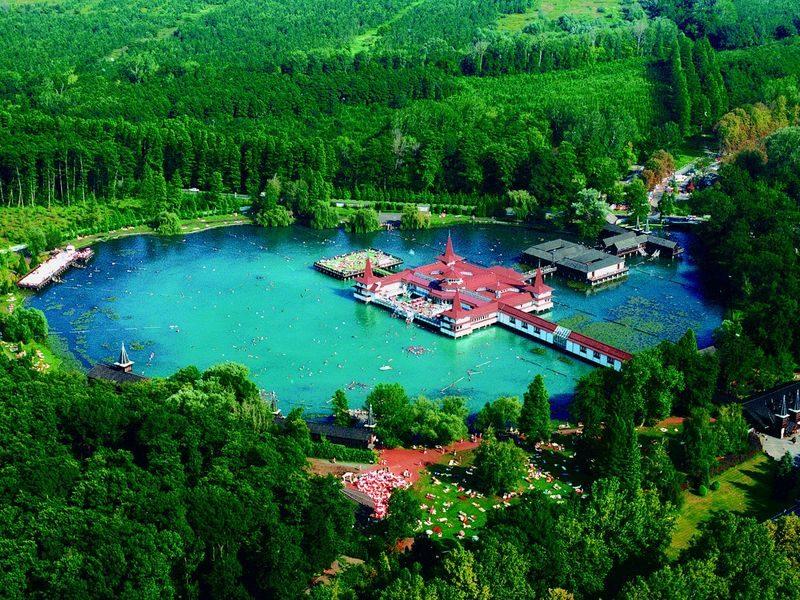 Озеро Балатон экскурсии