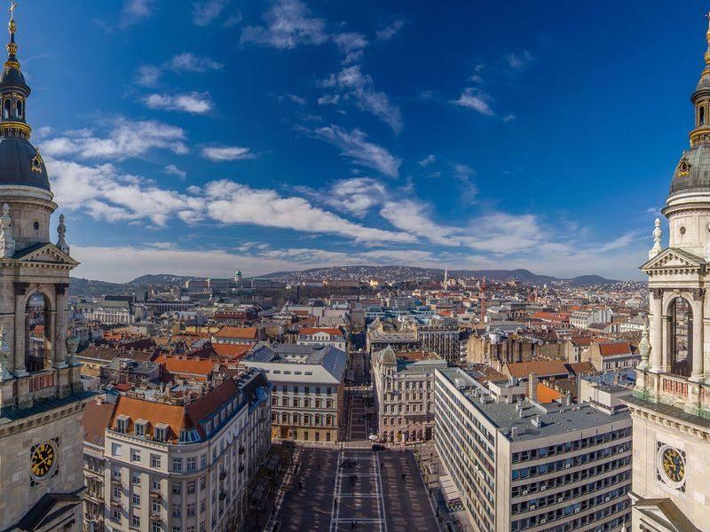 Будапешт вид