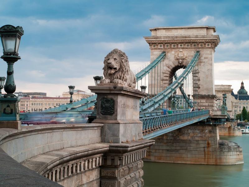 Будапешт мосты