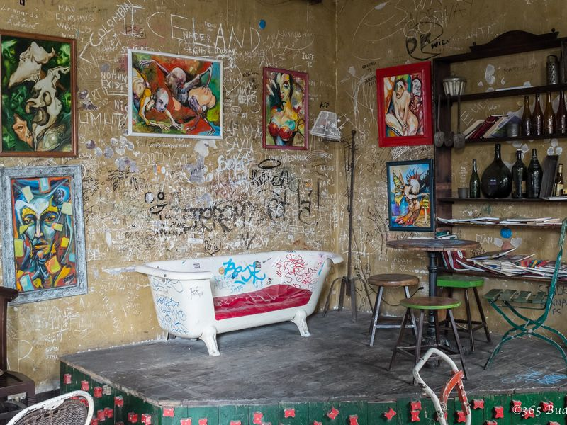 Будапешт руин-бары
