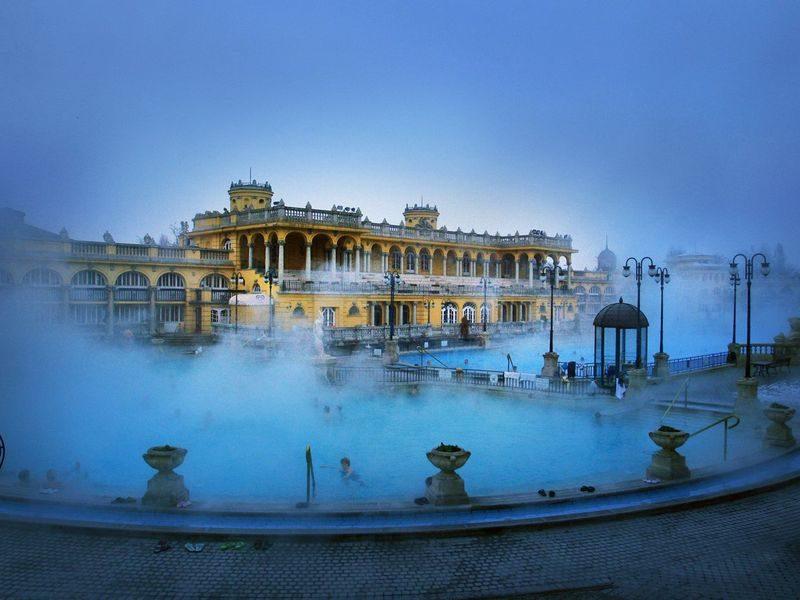 Будапешт термы